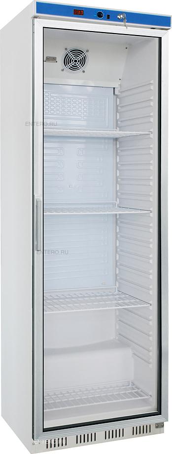 Морозика со стеклянной дверью