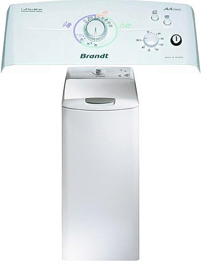 Инструкция стиральная машина brandt с вертикальной загрузкой