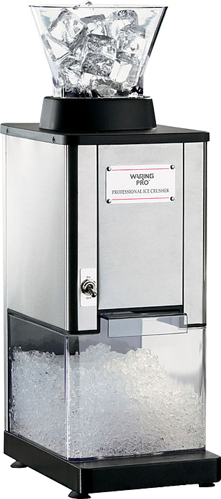 Дробилка льда waring вибрационный питатель в Белая Калитва