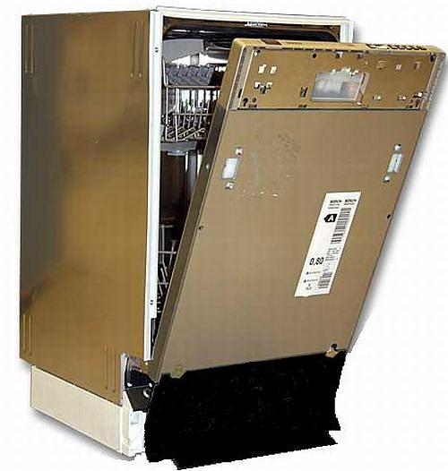 Посудомоечная Машина Bosch Srv 55t13 Eu Встраиваемая Инструкция - фото 4