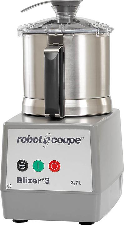 как разобрать блендер robot coupe