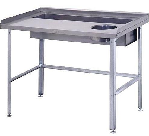 Стол для овощей ATESY СО-1/1200/800