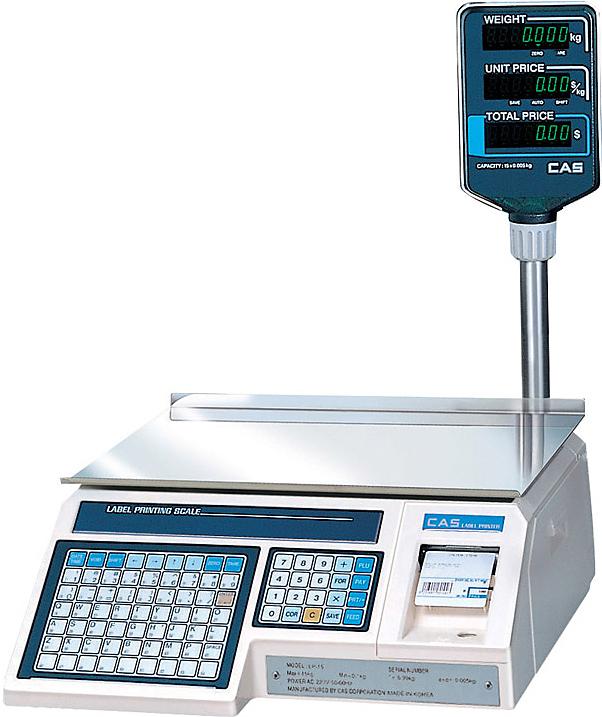 инструкция весы Cas Lp 15 - фото 3