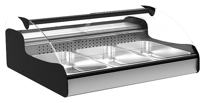 Витрина холодильная Carboma А89 SV 1,0-1 (ВХСр-1,0 Арго XL Техно)