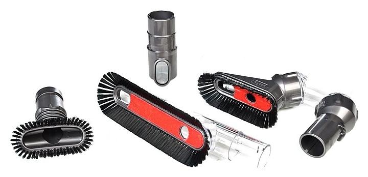 Dyson home cleaning kit пылесос ручной handstick dyson digital slim v6 up top