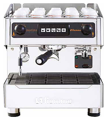 кофемашина Fiamma Marina Cv