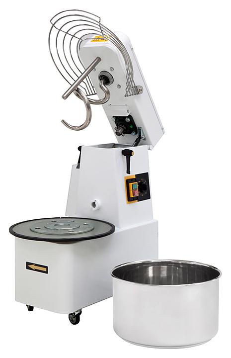 Тестомес спиральный ITPIZZA M-20-С 1Ф