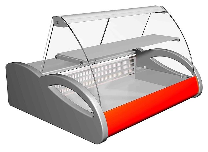 Витрина холодильная Carboma A87 SM 1,0-1 (ВХС-1,0 Арго)